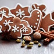 Krzywe pierniczki na Święta